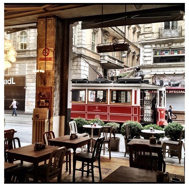 The house cafe - istiklal caddesi - istanbul
