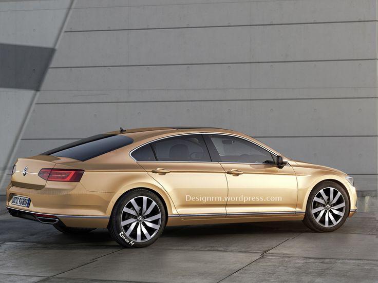 2016 VW Passat TDI USA - http://carwallspaper.com/2016-vw-passat-tdi-usa/