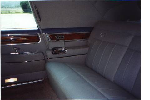 1960 imperial ghia | Nelson Rockefellers 1960 (Chrysler) Imperial Limousine by Ghia