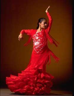 Spain! The power and strength of Flamenco dancing! Beautiful!