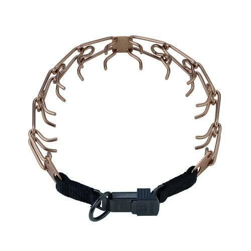 Now available in the Store: Herm Sprenger®  ...  Check it out here! http://dogsportsupply.com/products/herm-sprenger-curogan-collar-with-center-plate-and-cliclock-2-25mm?utm_campaign=social_autopilot&utm_source=pin&utm_medium=pin