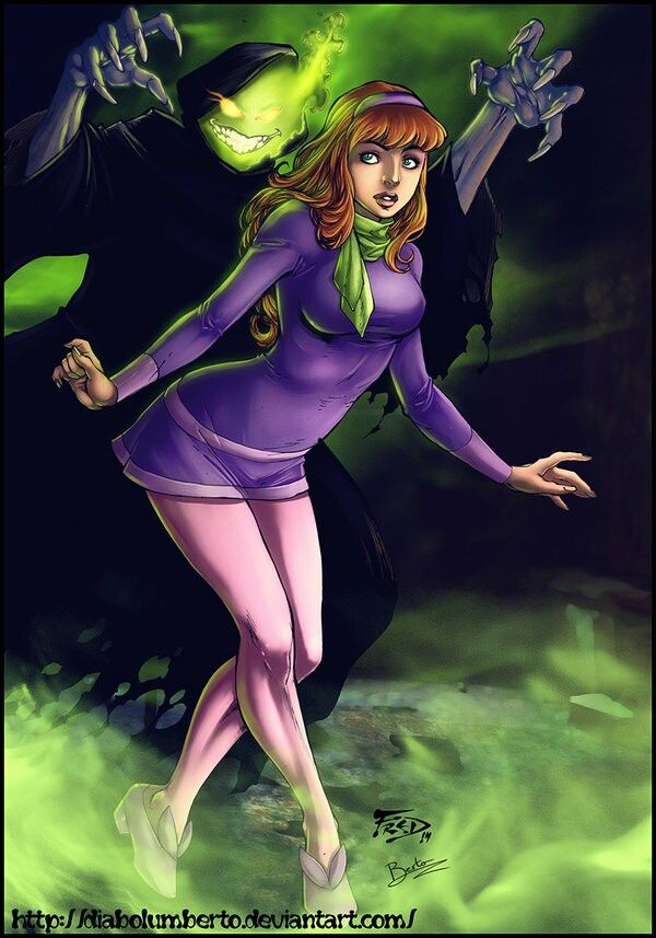 123 best images about scooby doo on pinterest hanna barbera cartoon and scooby snacks - Scooby doo daphne ...