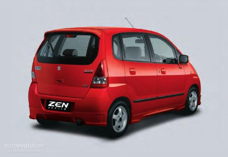 Each Suzuki Zen Parts Of The Complete Range Of Suzuki