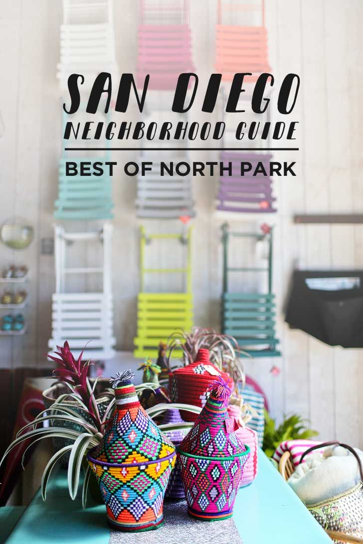 Things to Do in North Park San Diego - People Like to Call it the Hipster Part of SD (Ultimate Neighborhood Guide) // localadventurer.com