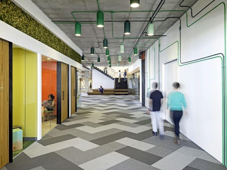 Cisco Meraki Office by Studio O+A