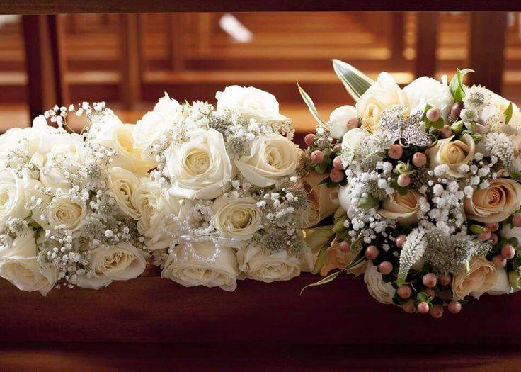 Summer wedding flowers. May wedding