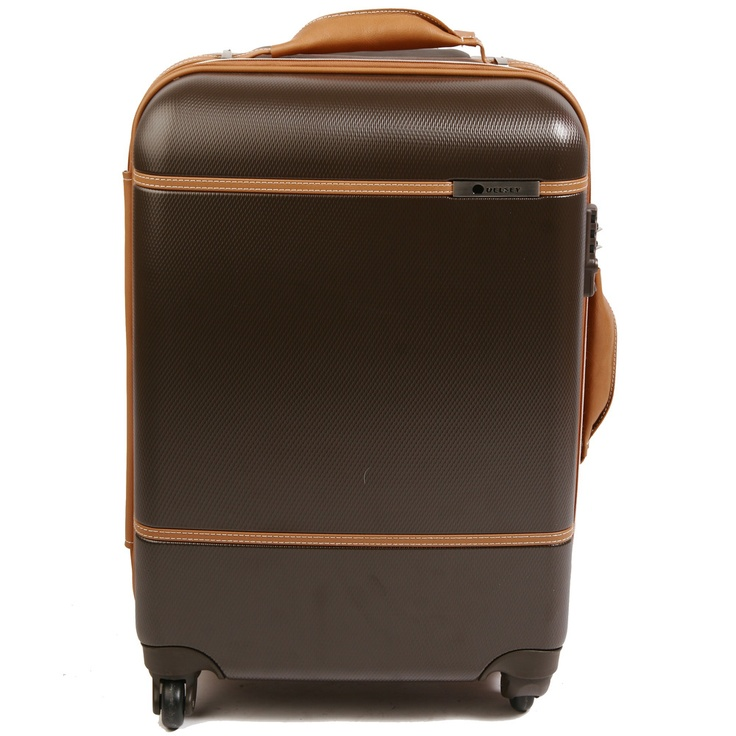 Delsey luggage  http://www.e-walizki.pl/produkt/walizka-delsey-all-around-55-brown-270.html