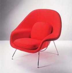 Eero Saarinen: The womb chair (1948)