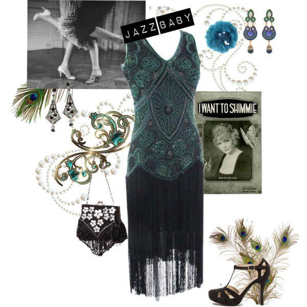 Black dress 20 jazz