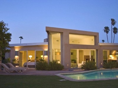 Private Homes, Movie Colony Vacation Rental - VRBO 299939 - 2 BR Palm Springs, Central House in CA, 'Stardust' - Very Private with Amazing Views