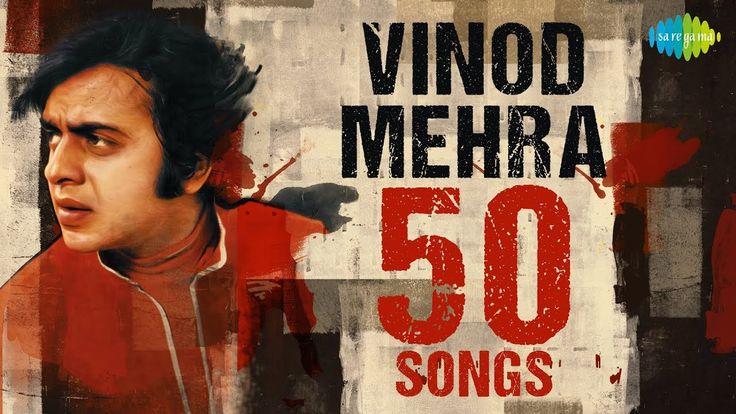 Top 50 Songs of Vinod Mehra | विनोद मेहरा के 50 गाने | HD Songs | One St...