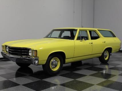 1972 Chevrolet Nomad 1972 Chevrolet Chevelle Nomad For Sale | OldRide.com