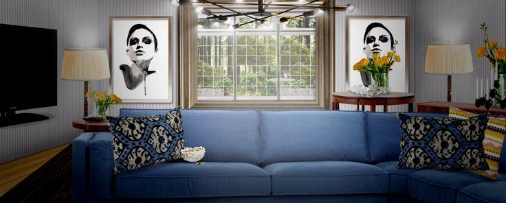 'Rasa' new living room ' created in #neybers