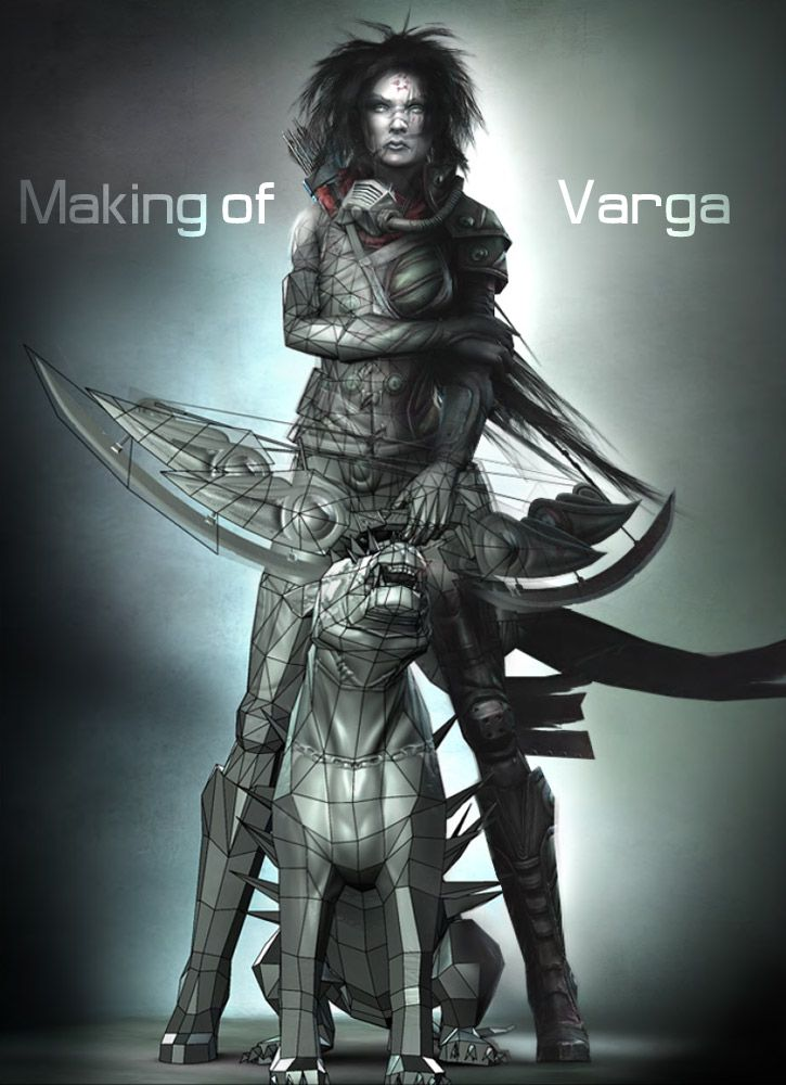 Making of Varga