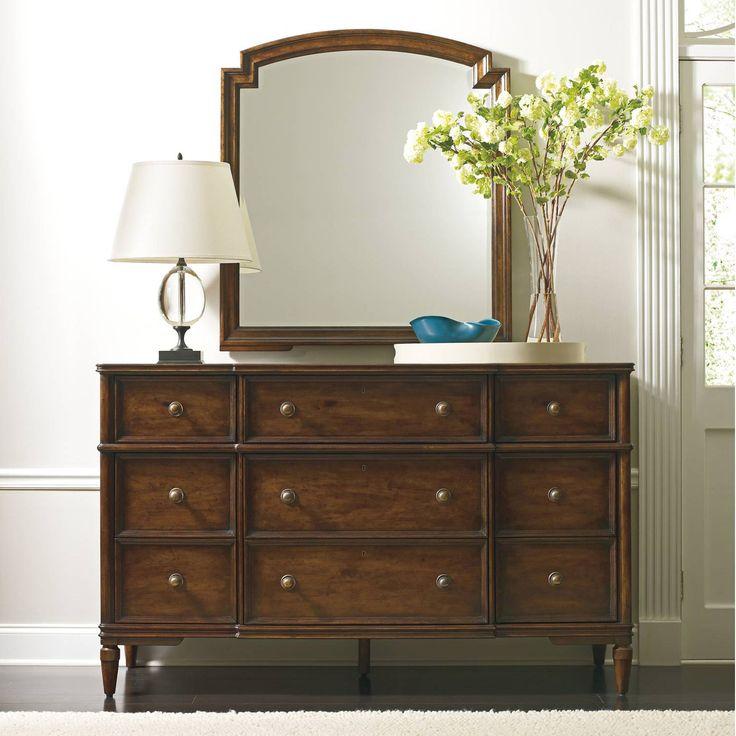 Stanley Furniture Vintage Dresser