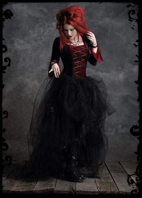 This designer's clothes are amazing! this is her FB link: http://www.facebook.com/rosemortem