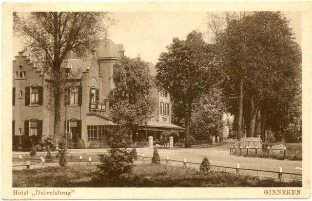 Hotel Duivelsbrug - Ginneken
