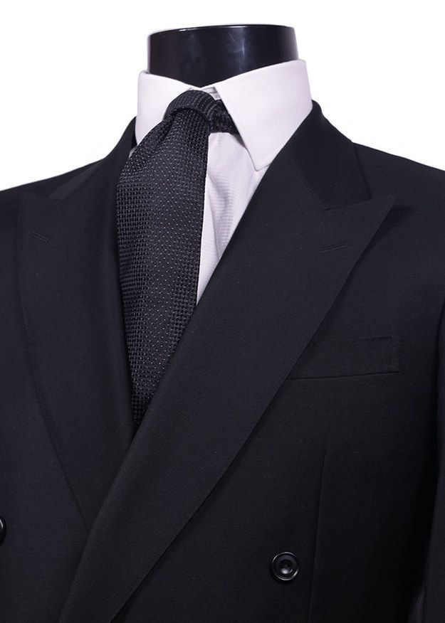 $75,000 | The 8 Most Expensive Suits In The World https://www.pinterest.com/AlyTseev/men-style/
