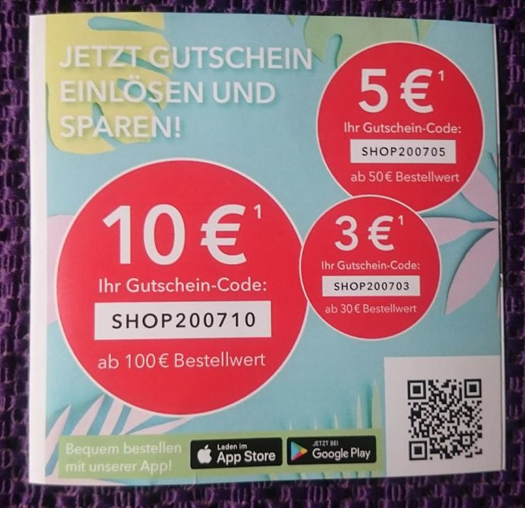Code Shop Apotheke