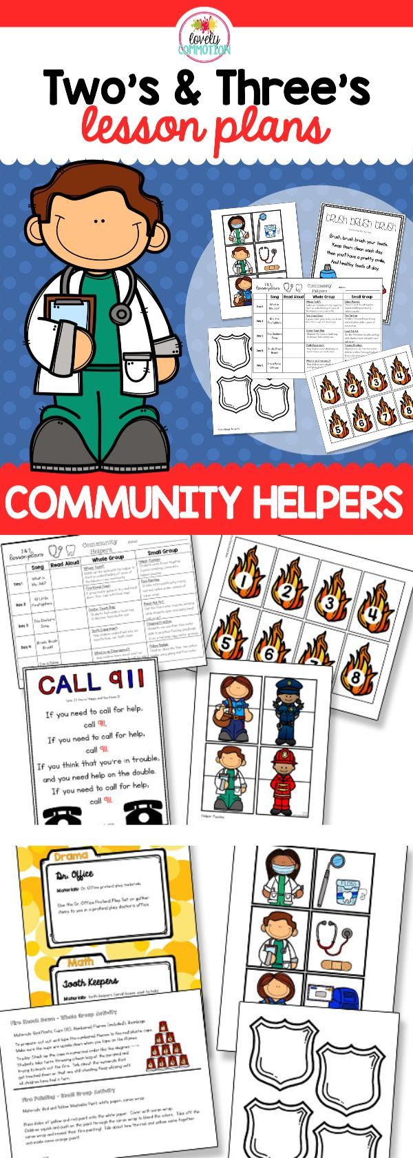 Two Three S Community Helpers Lesson Plans Community Helpers Kindergartenlessonp Community Helpers Lesson Plan Community Helper Lesson Community Helpers [ 1680 x 600 Pixel ]