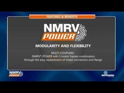 ▶ Motovario NMRV-Power csigahajtómű - YouTube