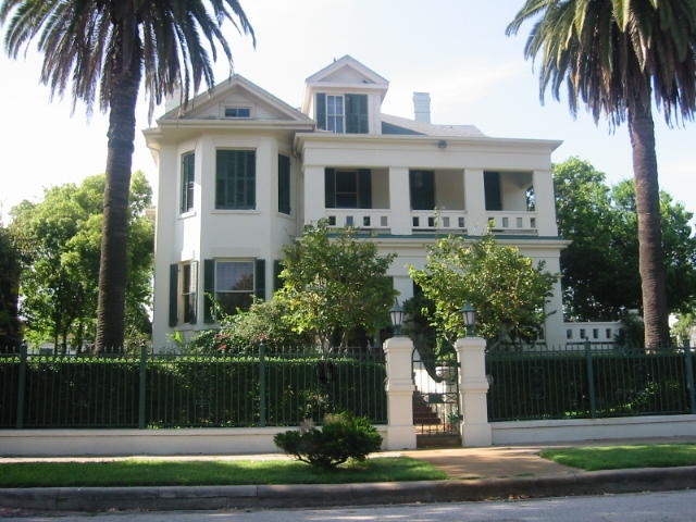Grace Manor Bed and Breakfast. Galveston, TX Bed and