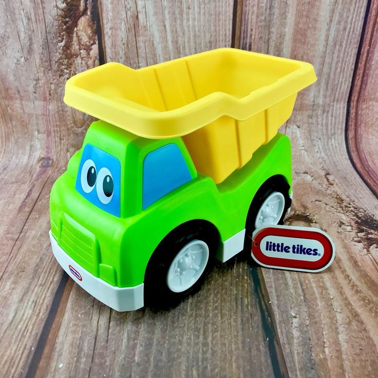 *BNWT* Little Tikes Tipper Lorry big vehicles Big Wheels Truck Present Gift 🎁
