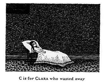 Morbid Alphabet - c