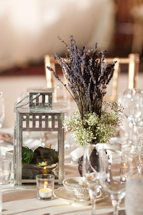 table centerpieces with lanterns | Lantern centerpiece ideas
