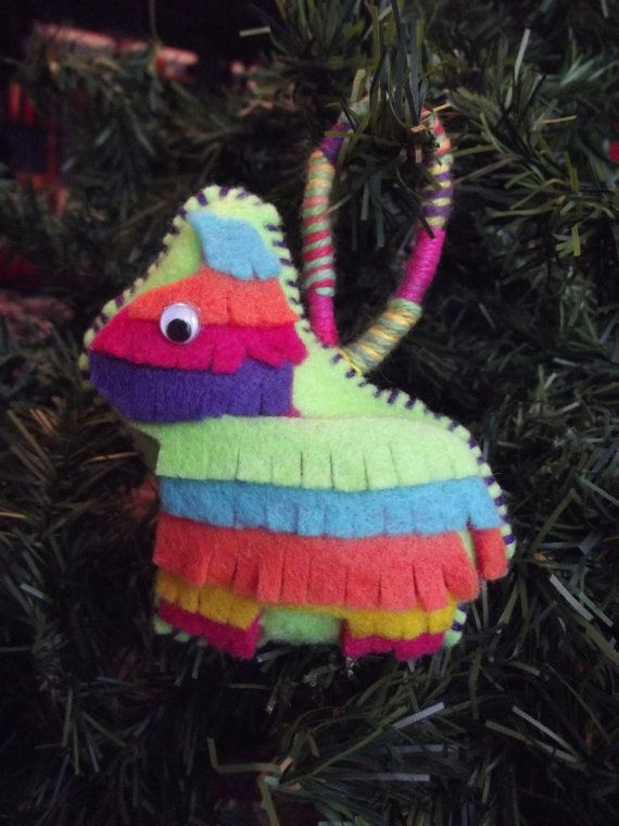 Christmas Ornament Make Pinata