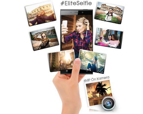 General Mobile Discovery Elite Siyah Cep Telefonu :: albakavm.com