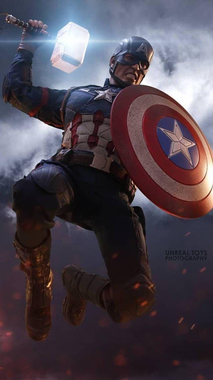Обои shield, dark, america, captain, artwork. Фильмы foto 10