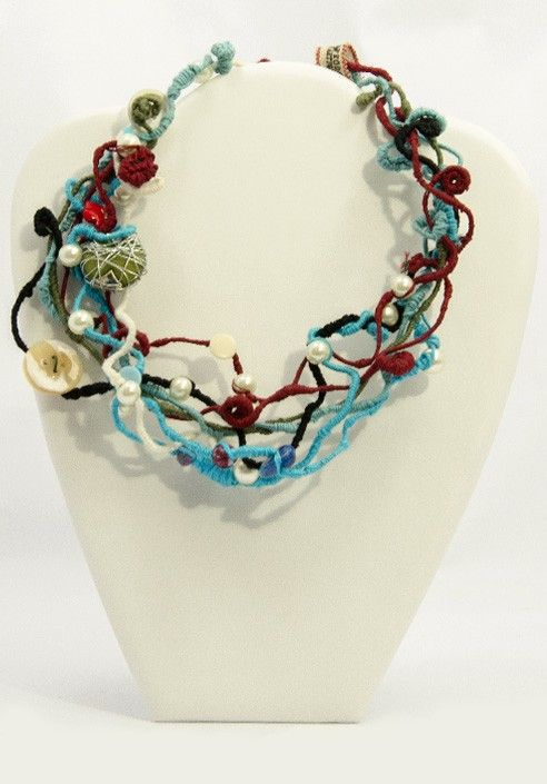 Necklace color effect  MADE IN ITALY  Shop now on www.dezzy.it