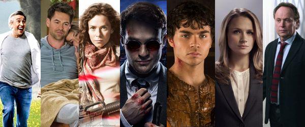 Liste complète des 7 nouvelles séries débutant en avril 2015