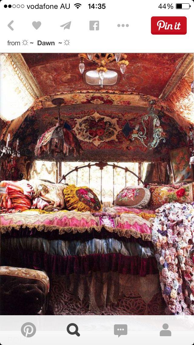 Home sweet home boho style...
