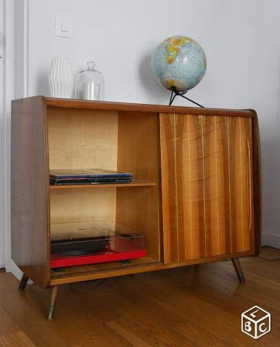 ...  Vestiaire Metallique, Tv Skrinky a Meuble Tv Style Scandinave