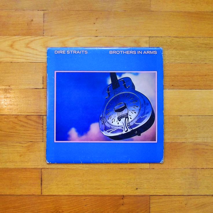 One of my favorit vinyl records # Dire Straits - Brothers in arms 1985