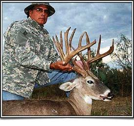 Texas Hunting for Whitetail – South Texas