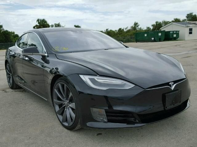 Salvage 2016 Tesla Model S Hatchback For Sale Certificate Of Destruction Title Tesla Model S Best Car Deals Tesla Model
