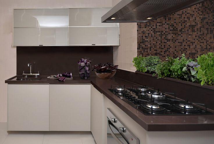 cozinha granito marrom absoluto - Pesquisa Google