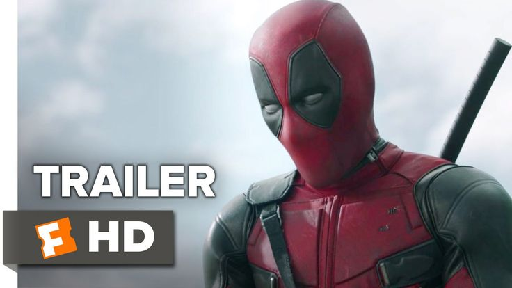 Deadpool Official Trailer #1 (2016) - Ryan Reynolds Movie HD _____ Its here!!!!!