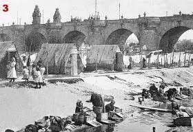 Lavanderas en el puente de Toledo