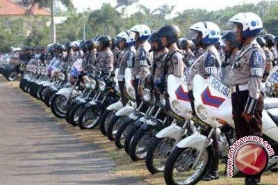 TNI-Polri gelar patroli jelang kedatangan Raja Salman