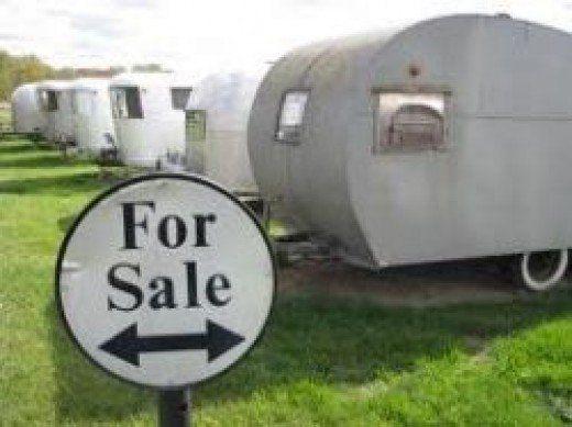 Vintage RVs for Sale