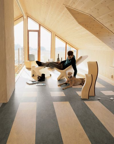 Mamoleum Click Flooring Floors Detroit Bgreen Inc
