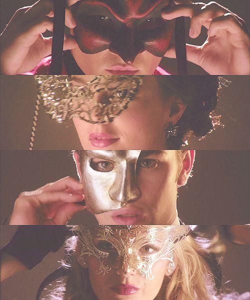 Gossip Girl, Masquerade - Season 1