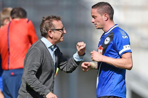 Arminia muss im Trainingslager auf den Mittelfeldspieler verzichten - 31-Jähriger trainiert mit der U23 in Bielefeld +++  Sicherheitsbedenken: Müller fliegt nicht mit