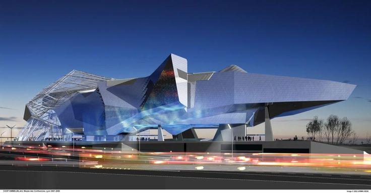 300 millions pour le Musée des Confluences de Lyon