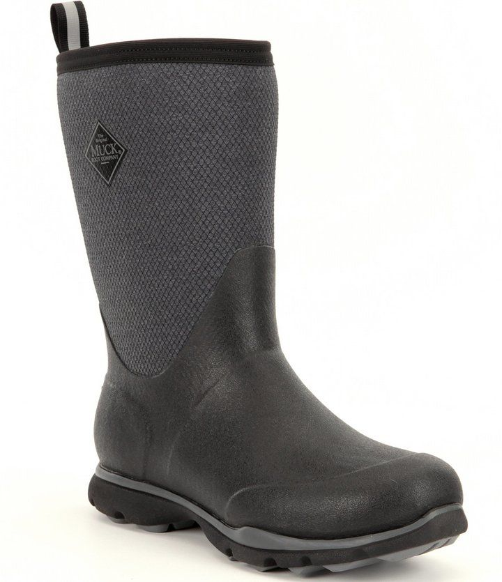 The Original Muck Boot Company Arctic Excursion Mid Waterproof Cold Weather Boots