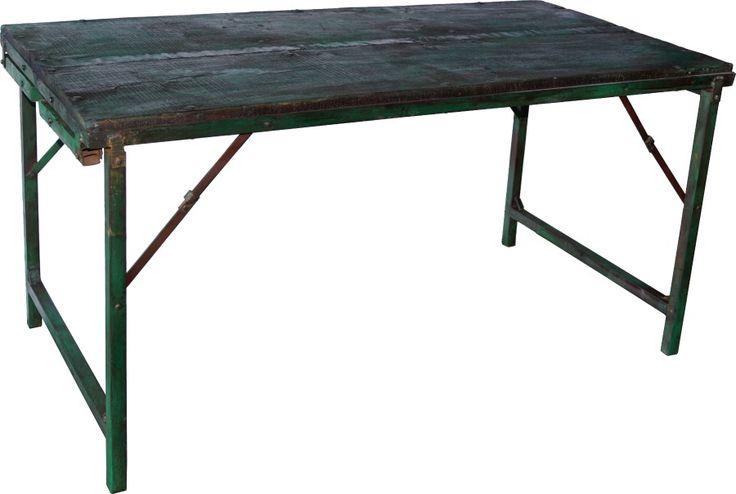Fällbart bord - Trä/Grön - Köp möbler och inredning på Reforma Sthlm